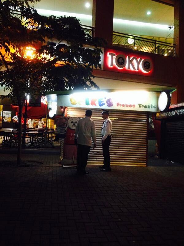 SM Mall of Asia Shooting, Martilyo Gang, MOA martilyo gang, SM MOA shooting