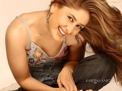 kareena Kapoor childish pose