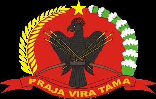 Logo Korem 171 Praja Vira Tama
