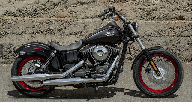 Harley-Davidson Street Bob black HD Wallpaper: