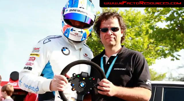 Nuevo volante Fanatec BMW M3 GT2
