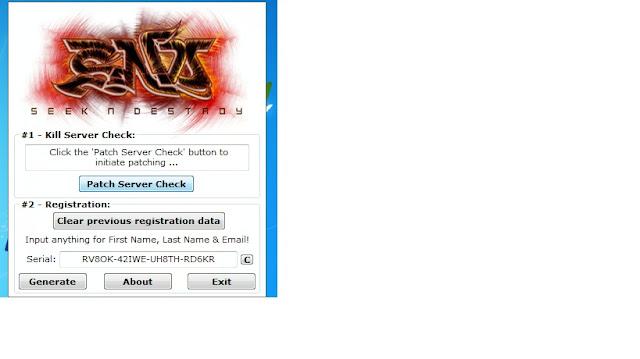 Download Aplikasi PATCH nya di sini => IDM Patch 6.0.7 4shared