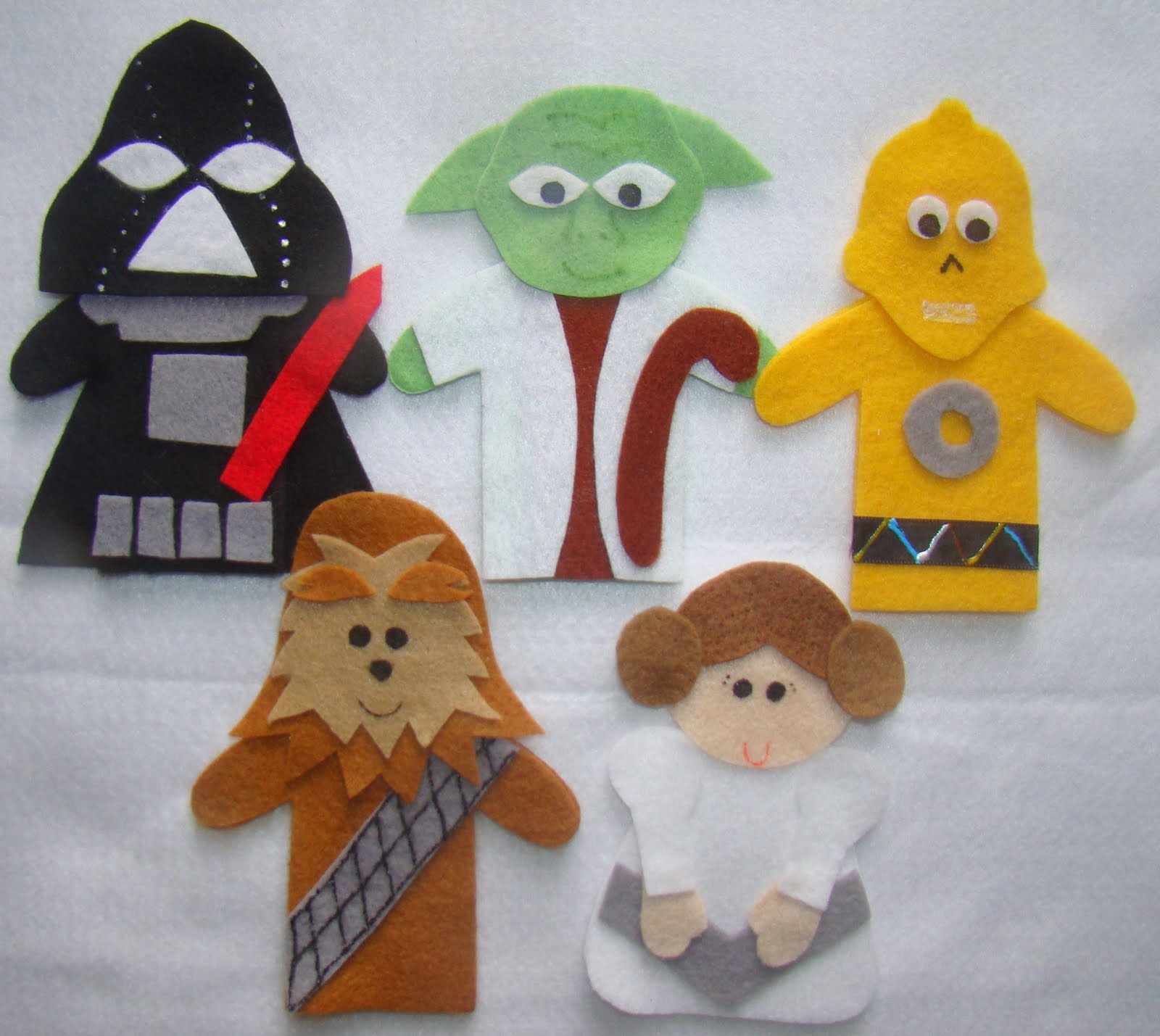 Dedoche Star wars
