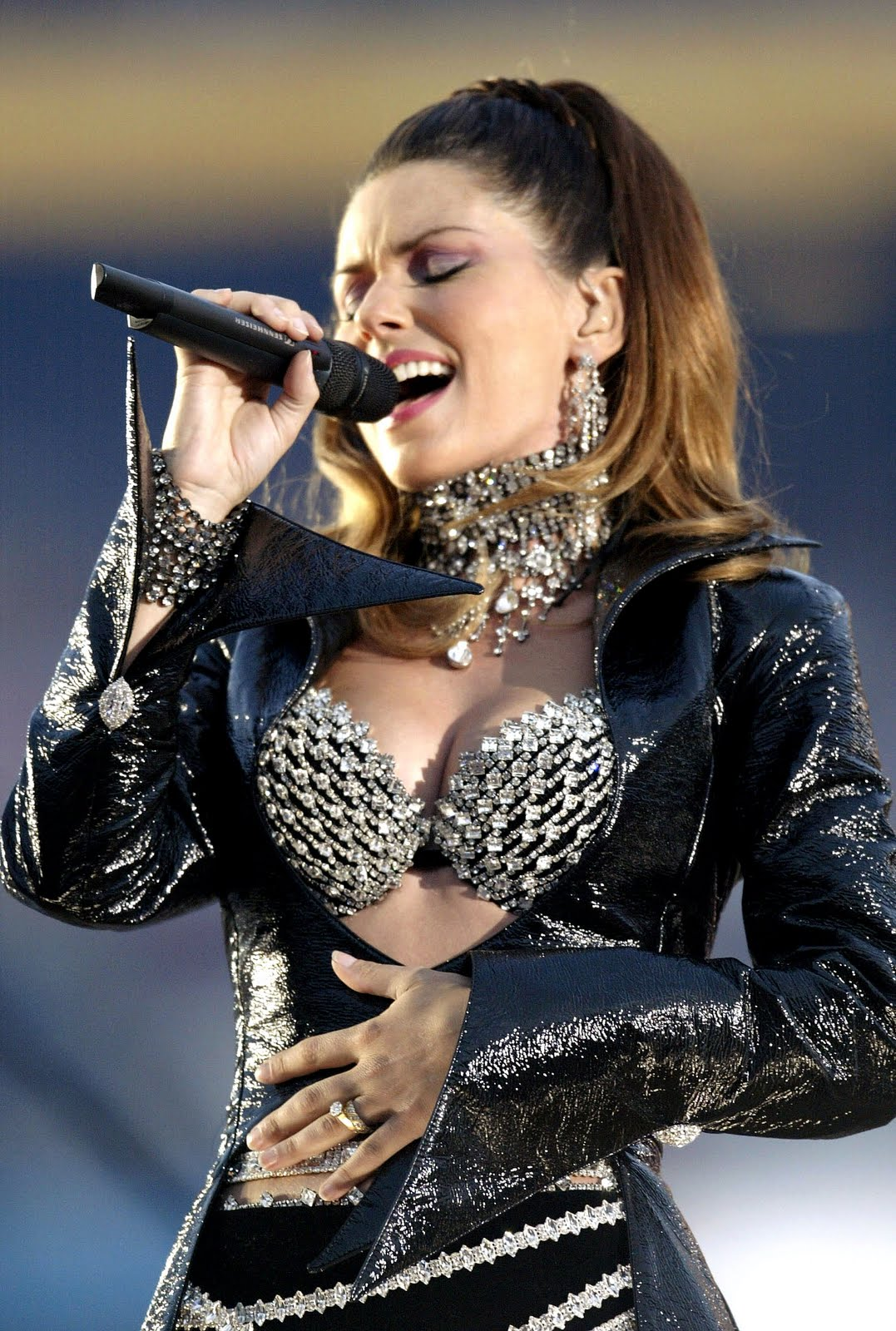 Shania Twain Airlie Beach Australia Pictures, Images & Photos