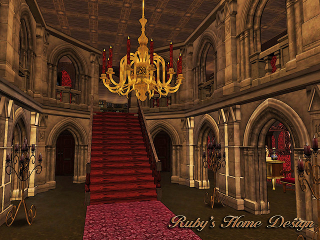 Red Castle by Ruby 1409007714