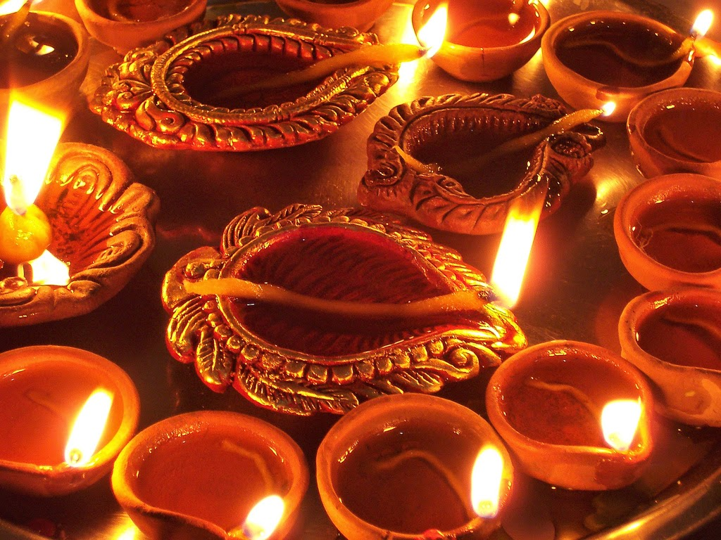 Things to do Diwali