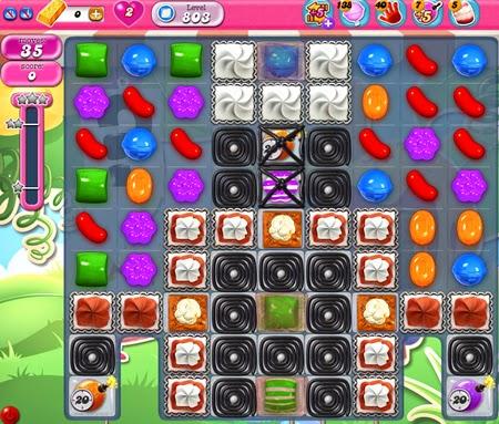 Candy Crush Saga 803