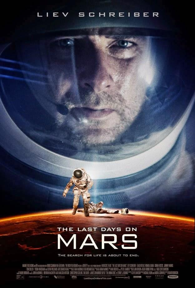 Filme Os Últimos Dias em Marte Dublado AVI BDRip