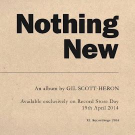 Gil Scott-Heron- Nothing New -2015-