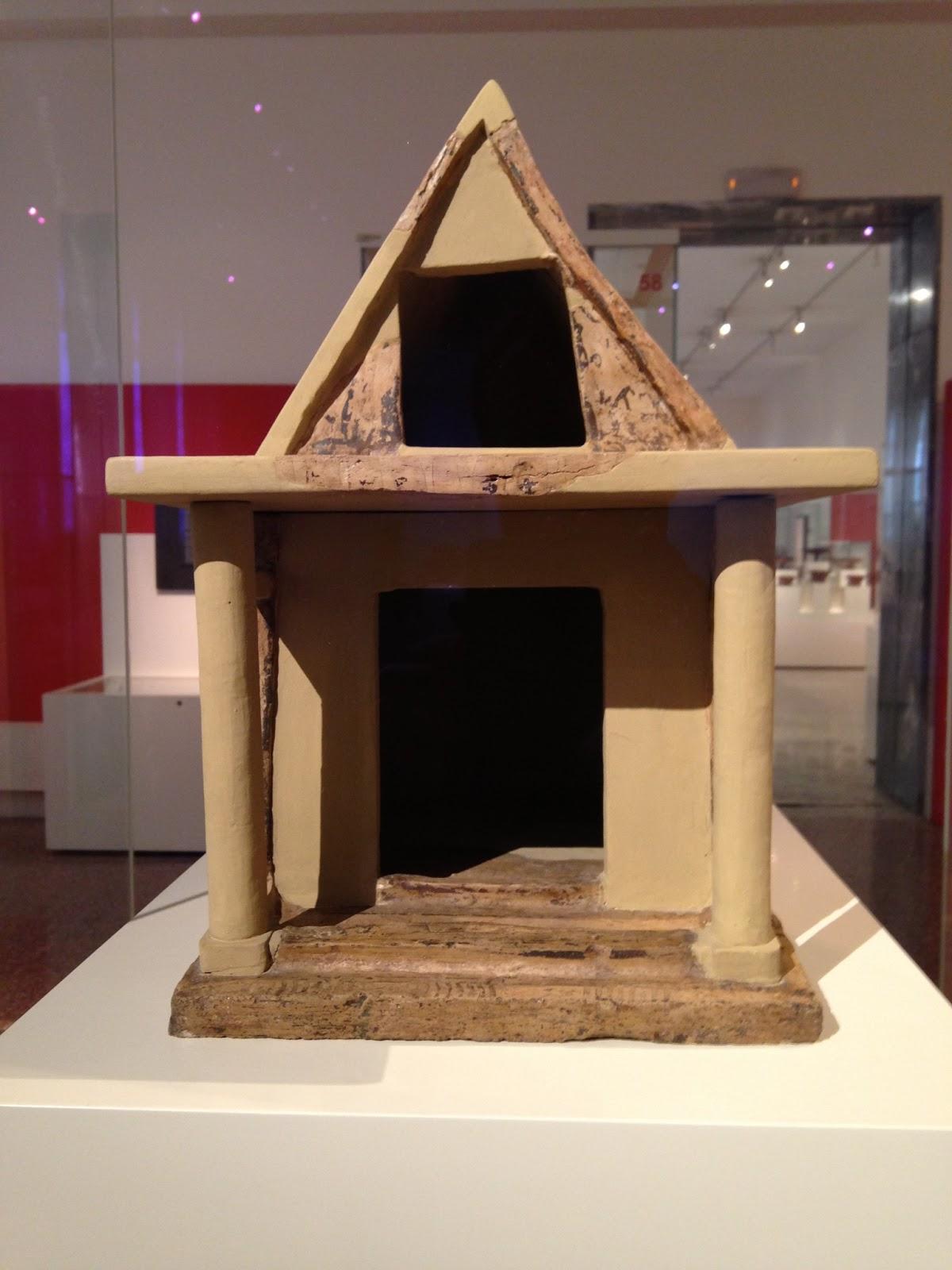 Tocho t8 maquetas de arquitectura de la grecia antigua for Cultura de la antigua grecia