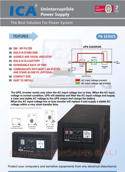 ups dan stabilizer ups ica pn 602b dengan battery accu 200 amper rh icaupsbali blogspot com