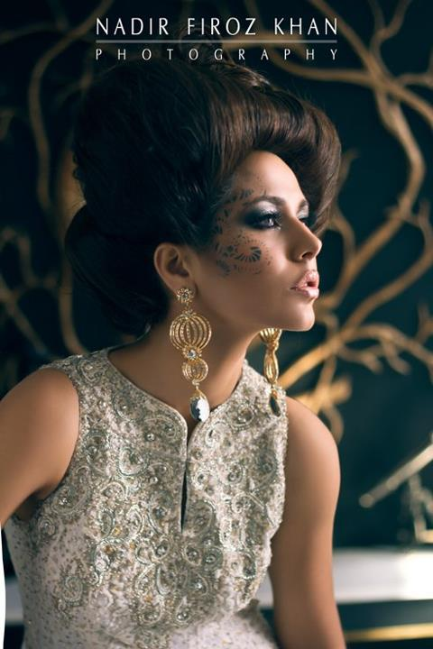 Mina Hasan Latest Party Wear Clothes Collection 2012-2013