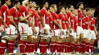 Welsh rugby team