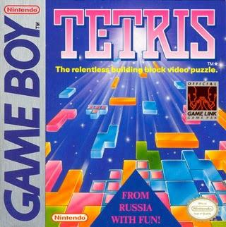 El juego del Tetris para la genial GameBoy