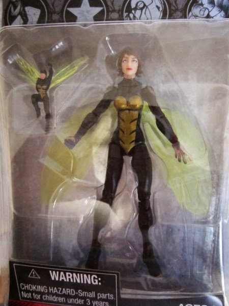 Marvel Universe Avengers Infinite series wave 1 Wasp Grim Reaper Hyperion Hulk Heroic Age Iron Man Captain America figures lot Legends Janet van Dyne