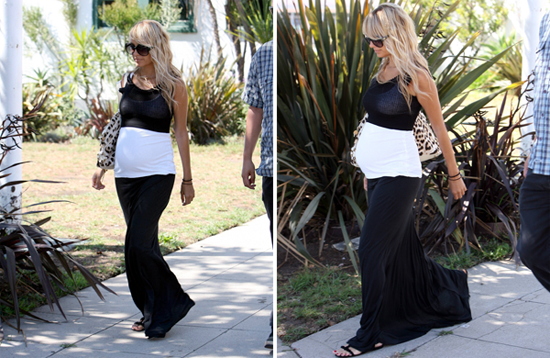 Nicole-richie-maternity-clothes-1 . tunic and finished her pregnancy in an ...