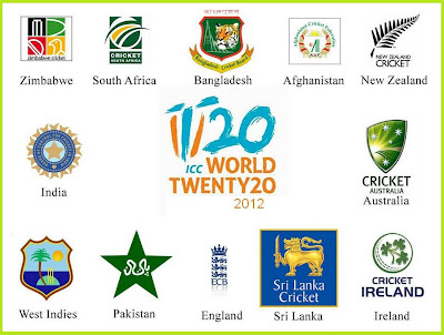 t20 World Cup 2012 Schedule Scorecard ICC Cricket Games Matches Time Table Fixtures Latest News