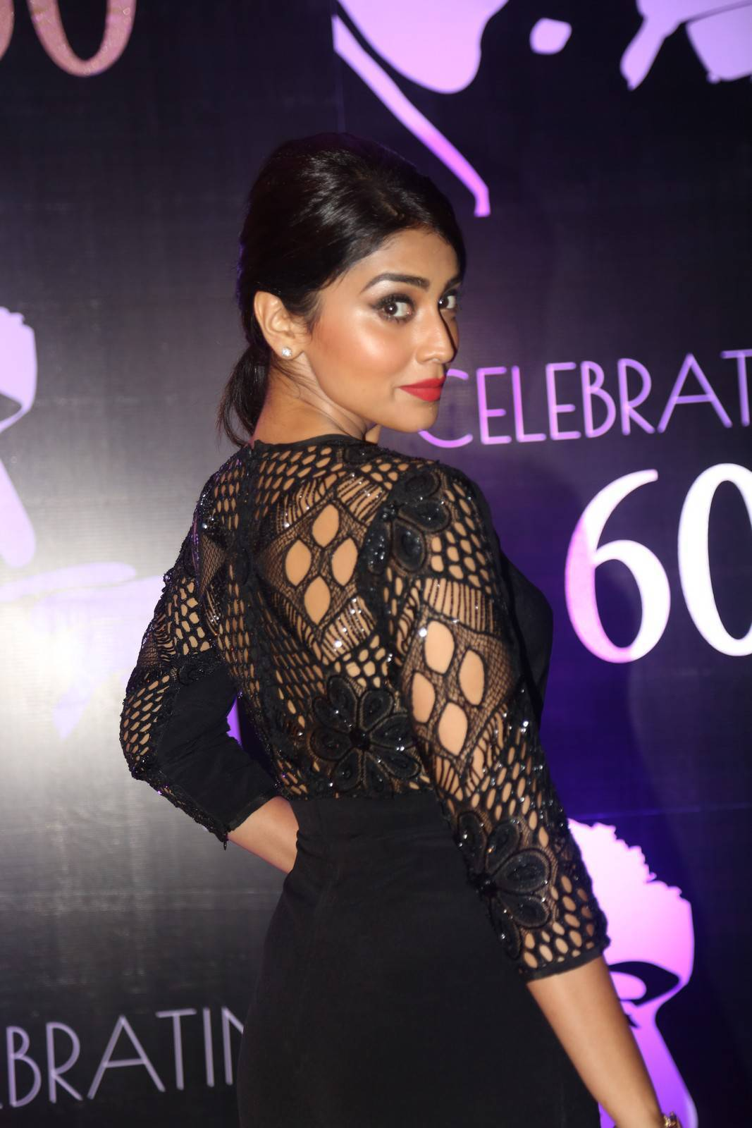 Ileana Latest Photos At Chiranjeevi 60th Birthday Party