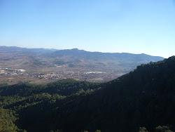 Montblanc, des dels Plans de Sant Joan