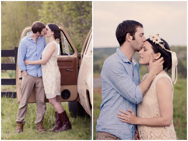 Postcards And Pretties Engagement Catherine Mike