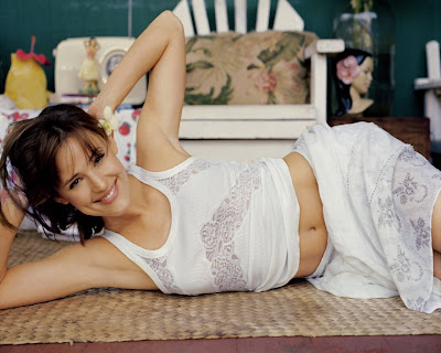 actress Jennifer Garner hot picture
