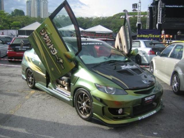 Foto Foto Mobil Modif Pintu Guntingu