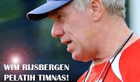 Wim Rijsbergen Pelatih Baru TIMNAS | Sosok Wim Rijsbergen Pengganti Alfred Riedl
