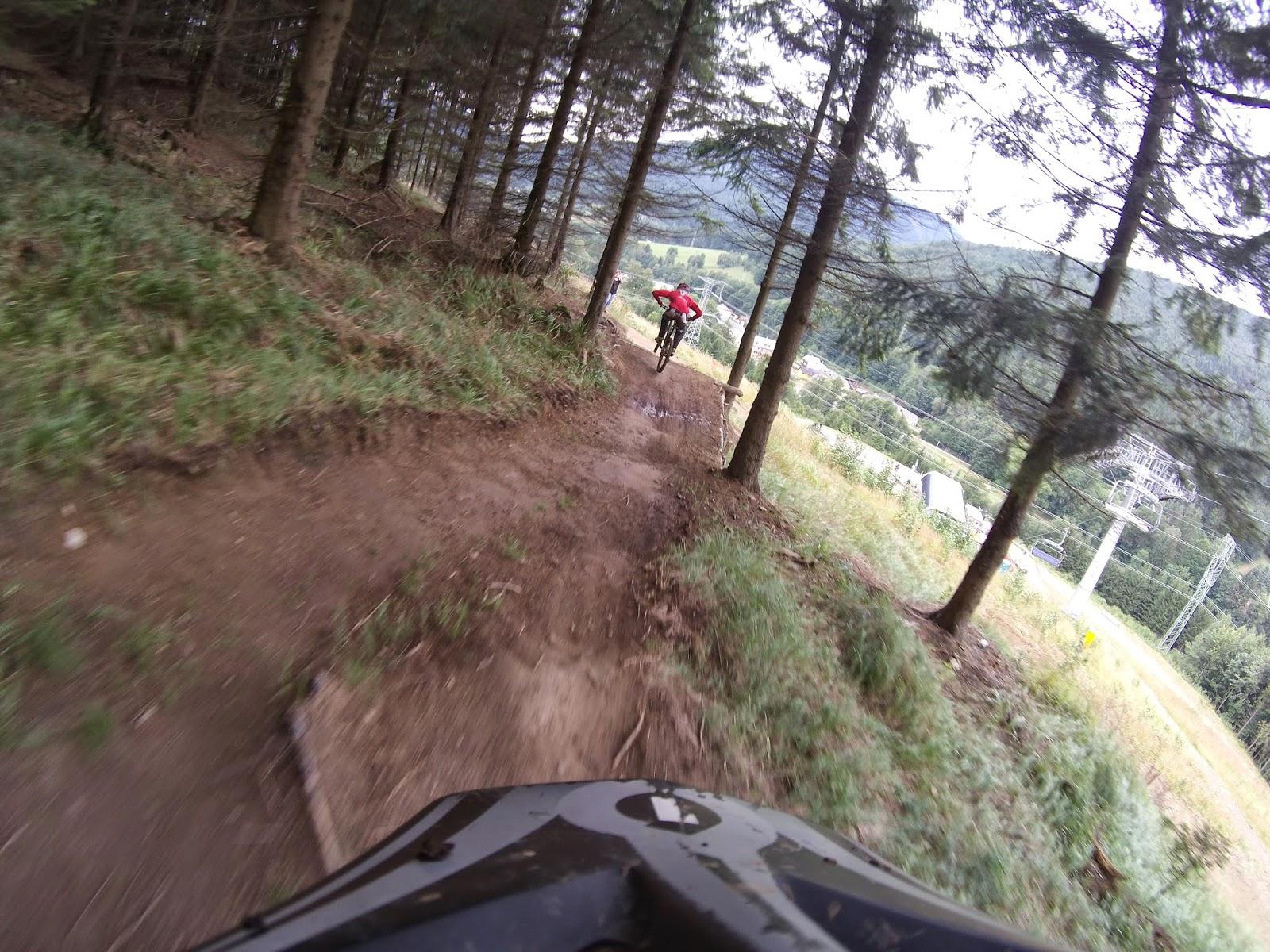 Kouty nad Desnou Downhill