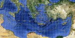 Νίκος Λυγερός--Η γραμμή της ελληνικής ΑΟΖ