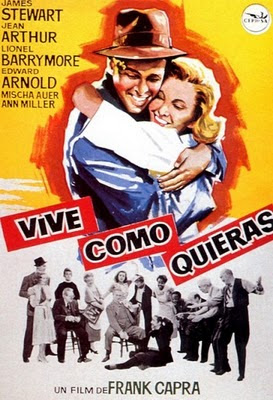 Vive Como Quieras (You Can't Take it With You) (1938)