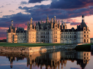 Chambord Castle, Loir-et-Cher, France Photos