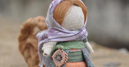 Куклы своими руками из ткани наших предков