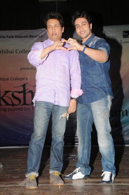 The Heartless Team At Mithibai College Festival