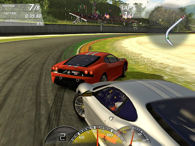 ferrari virtual race free pc game