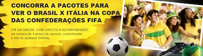 Promoção Copa Continental