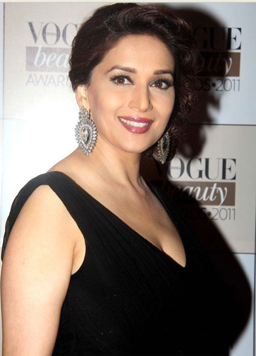 Bollywood Event Hot Indian Actress Madhuri Dixit