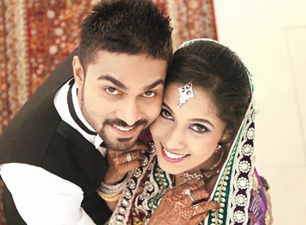 Salman Yusuf Khan married with girlfriend Faiza Harmain