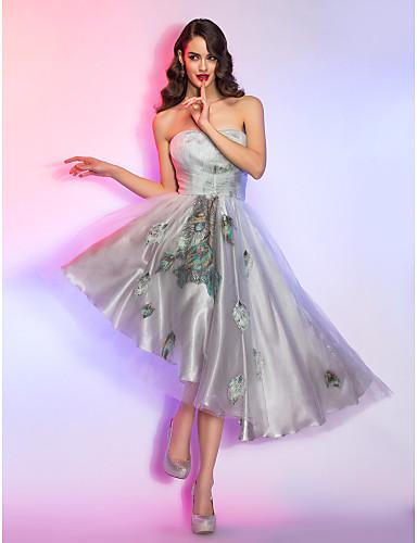 Vestido Coctail Princesa Tul