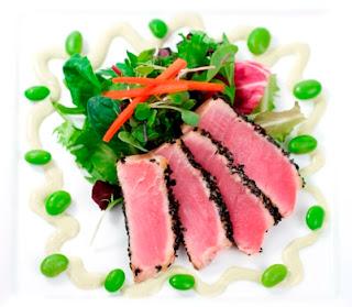 gambar makanan yang mengandung omega 3