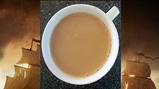 Use Your Coffee Cup as a Basic Barometer – 3/26/12