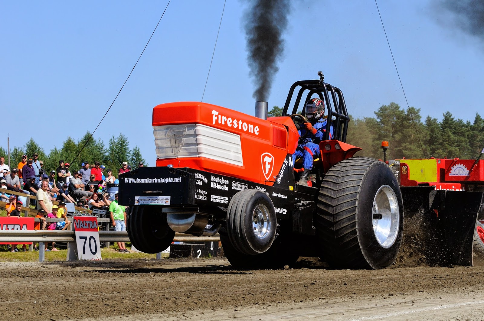 Tractor Pull Tractors : Tractor pulling news pullingworld