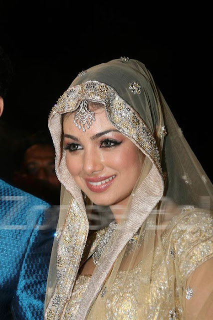 Aayesha takia wedding