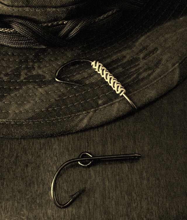 Stormdrane 39 s blog hooked on hats for Fish hook on hat