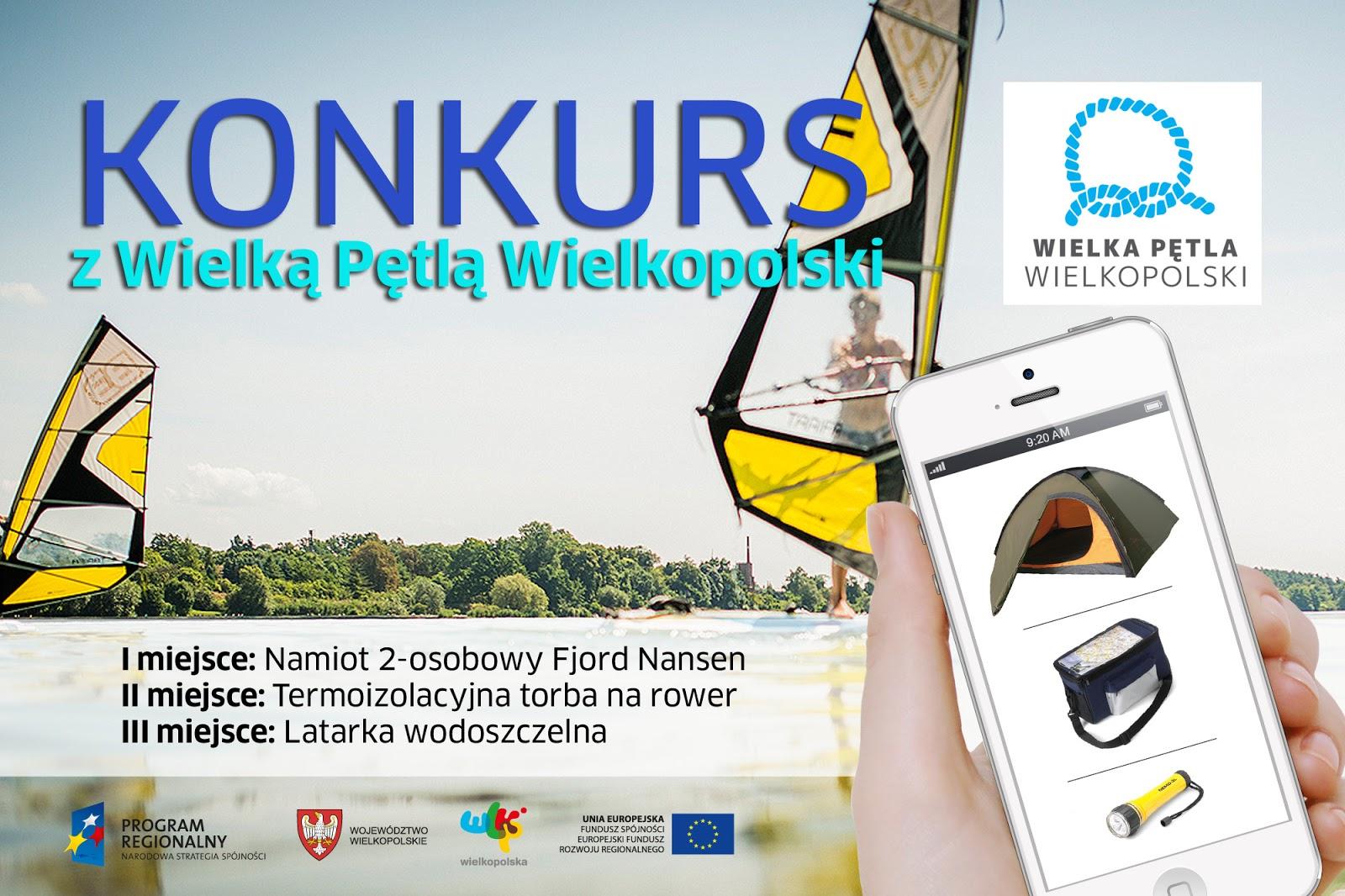 KONKURS z nagrodami z Wielką Pętlą Wielkopolski