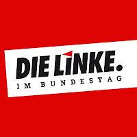 Logo Linksfraktion im Bundestag