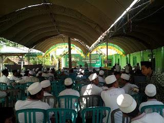 RKH. Misbahul Munir Pimpin NU Palengaan 5 Tahun ke Depan