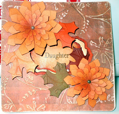 Fall Birthday Cards