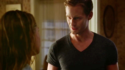 true blood season 4 promo. New True Blood Season 4 Promo