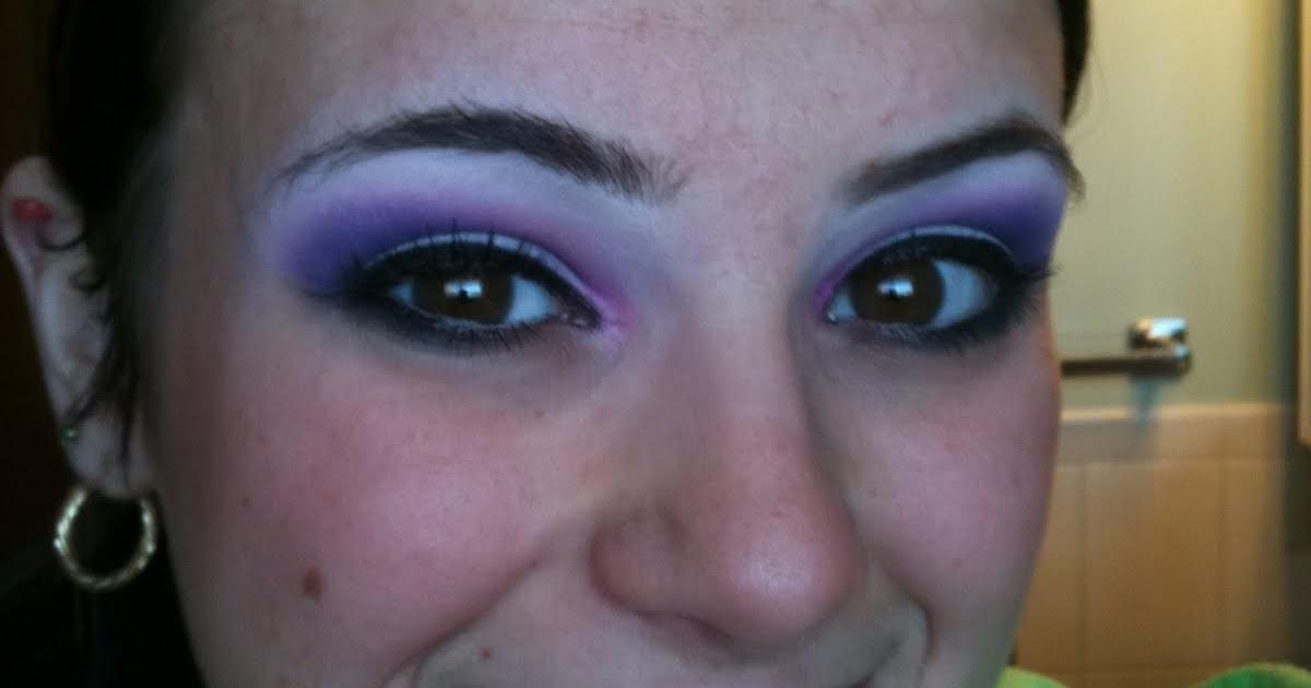 WaR Pa!Nt LuV: Todays Look Purple Smoke