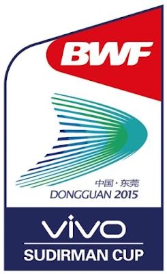 Keputusan Terkini Badminton Piala Sudirman 2015 China